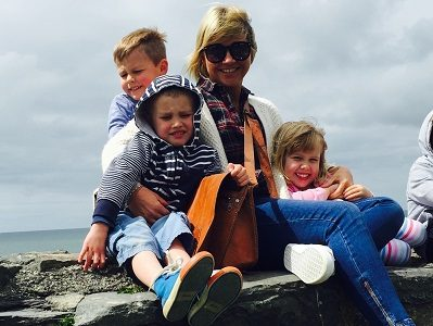 diabetes in pregnancy and raising a family - CMR Luci Talbot Clarke shares her story